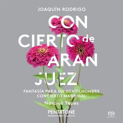 Joaquín Rodrigo - Concierto De Aranjuez - SACD