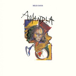 Miles Davis - Amandla - Japan Ltd. Edition CD