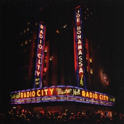 Joe Bonamassa - Live at Radio City Music Hall - 180g HQ Vinyl 2 LP