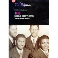 Mills Brothers / Delta Rhythm Boys - Legendary Vocal Groups / Swing Era - DVD