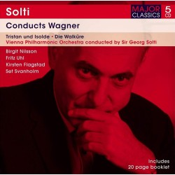 Georg Solti - Conducts Wagner - 5 CD
