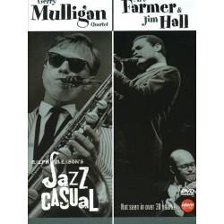 Gerry Mulligan Quartet / Art Farmer & Jim Hall - Jazz Casual - DVD