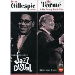 Dizzy Gillespie / Mel Tormé - Jazz Casual - DVD