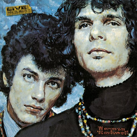Al Kooper & Michael Bloomfield - The Live Adventures Of Mike Bloomfield And Al Kooper - CD