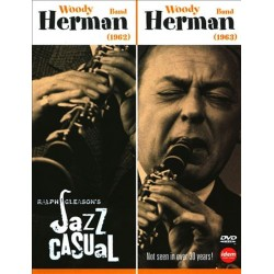 Woody Herman Band 1962/1963 - Jazz Casual - DVD