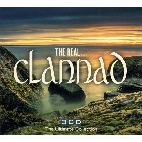 Clannad - The Real... Clannad - 3 CD Digipack