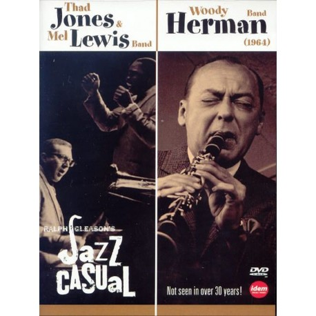 Thad Jones / Woody Herman Band - Jazz Casual - DVD