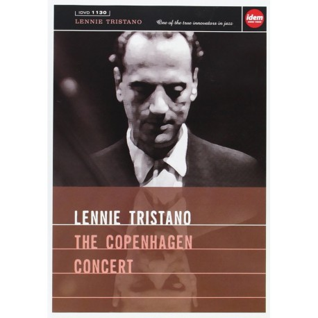 Lennie Tristano - The Copenhagen Concert - DVD