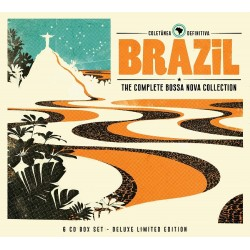 Various Artists - Brazil - The Complete Bossa Nova Collection - 6 CD Digipack