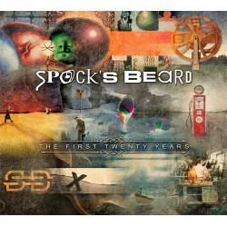 Spock's Beard - The First Twenty Years - 2 CD + DVD Digipack