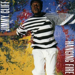Jimmy Cliff - Hanging Fire - CD