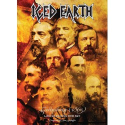 Iced Earth - Gettysburg 1863 - 2 DVD