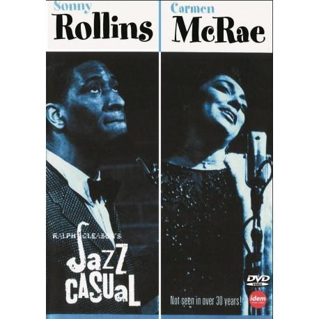 Sonny Rollins / Carmen McRae - Jazz Casual - DVD