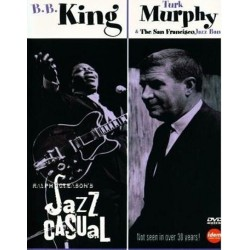 B.B. King / Turk Murphy - Jazz Casual - DVD