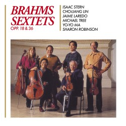 Johannes Brahms - String Sextets, Op. 18 & 36 - 2 CD