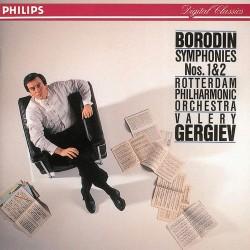 Alexander Borodin - Valery Gergiev - Symphony No.1 & 2 - CD