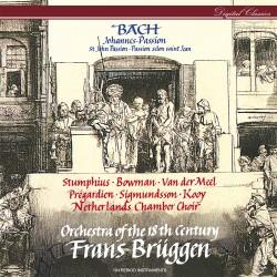 Johann Sebastian Bach - Frans Bruggen - Johannes-Passion / St John Passion - 2 CD