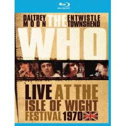 Who - Live At The Isle Of Wight Festival 1970 - Blu-ray
