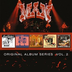 Man - Original Album Series Vol. 2 - Box 5 CD Vinyl Replica