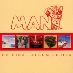 Man - Original Album Series - Box 5 CD Vinyl Replica