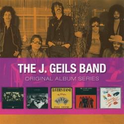 J. Geils Band - Original Album Series - Box 5 CD Vinyl Replica