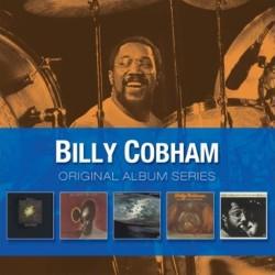 Billy Cobham - Original Album Series - Box 5 CD Vinyl Replica
