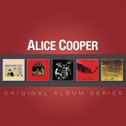 Alice Cooper - Original Album Series - Box 5 CD Vinyl Replica