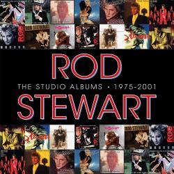 Rod Stewart - Studio Albums - Box 14 CD