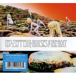 Led Zeppelin - Houses Of The Holy - Deluxe Edition 2 CD Vinyl Replica