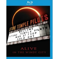 Stone Temple Pilots - Alive in the Windy City - Blu-ray