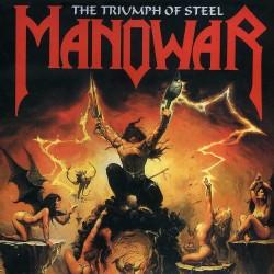 Manowar - The Triumph Of Steel - CD