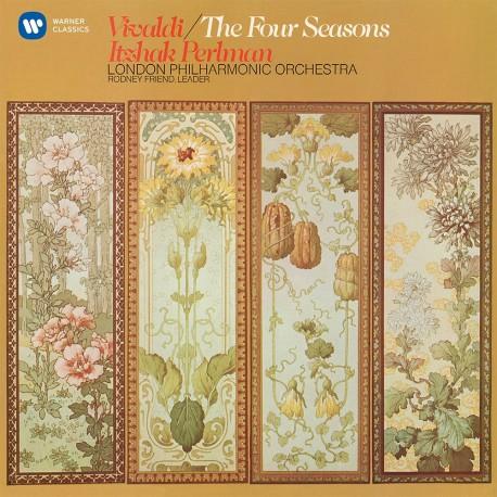 Antonio Vivaldi - Itzhak Perlman - The Four Seasons - CD