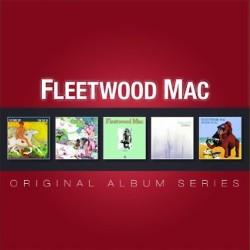 Fleetwood Mac - Original Album Series - 5 CD Vinyl Replica