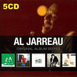 Al Jarreau - Original Album Series - 5 CD Vinyl Replica