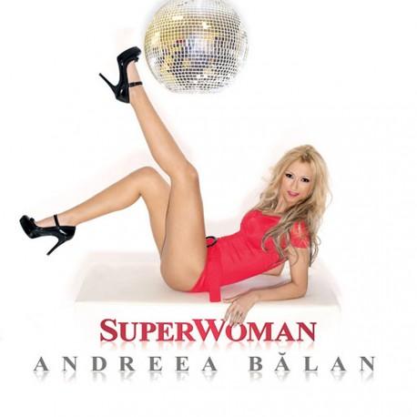 Andreea Bălan - SuperWomen - CD