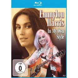 Emmylou Harris - In My Own Style - Blu-ray