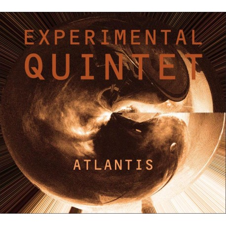 Experimental Q - Atlantis - CD Digipack