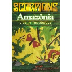Scorpions - Amazonia - Live In The Jungle - DVD