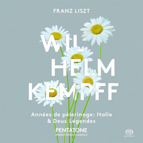 Franz Liszt - Annees De Pelerinage - SACD