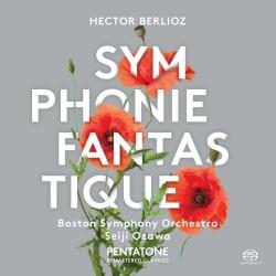 Hector Berlioz - Symphonie Fantastique - SACD