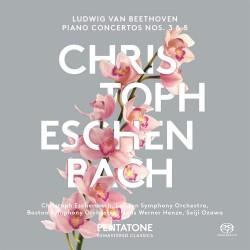 Ludwig van Beethoven - Piano Concertos No. 3 & 5 - SACD