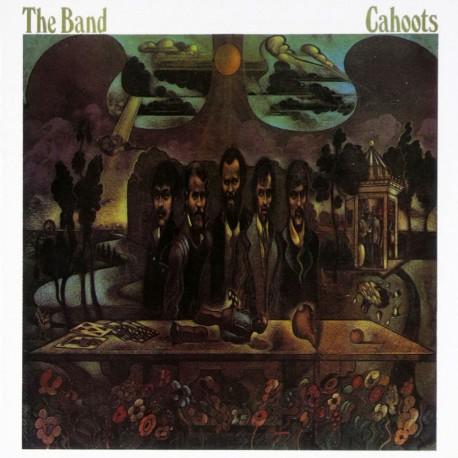 Band - Cahoots - CD