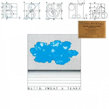 Blood, Sweat & Tears - B,S & T 4 - 180g HQ Ltd. Coloured Vinyl LP