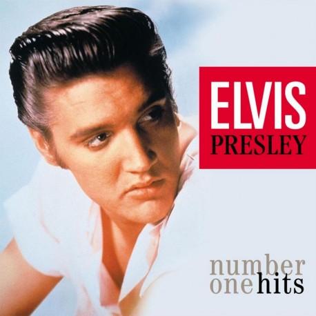 Elvis Presley - Number One Hits - 180g HQ Vinyl LP