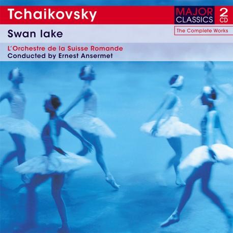 Piotr Ilyich Tchaikovsky - Swan Lake - 2 CD Digipack