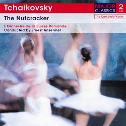 Piotr Ilyich Tchaikovsky - Nutcracker - 2 CD Digipack