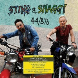 Sting & Shaggy - 44/876 - Deluxe CD Digipack