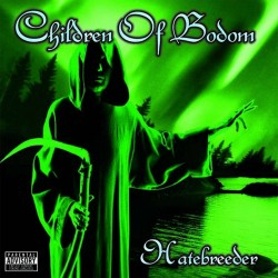 Children Of Bodom - Hatebreeder - CD