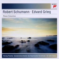 Robert Schumann / Edvard Grieg - Murray Perahia - Piano Concerto in A Minor - CD