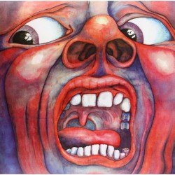 King Crimson - In The Court Of The Crimson King (30th Anniversary Edition) - CD-HDCD